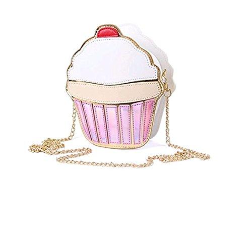 Cupcake Satchel Bag - 5