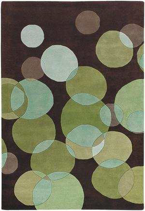 Avalisa Green - Chandra AVALISA AVL-6108 Rug - 5'x7'6