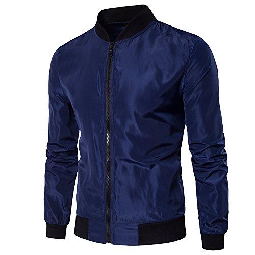 Rera - Chaqueta - para hombre Azul azul marino XX-Large