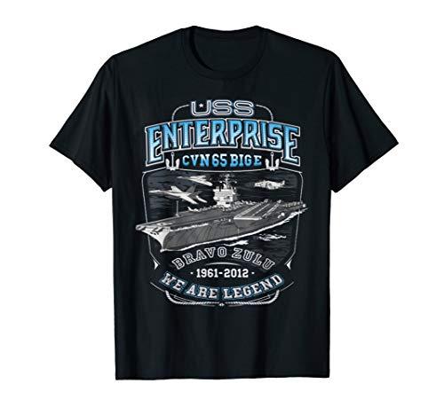 - USS ENTERPRISE CVN 65