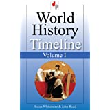 World History Timeline - Volume I - From the Rise of Humanity to the Fall of Rome