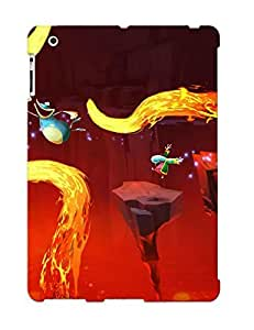 Ideal Gift - Tpu Shockproof/dirt-proof Rayman Legends Cover Case For Ipad(2/3/4) With Design