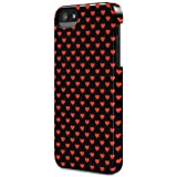 Incase Hearts Snap Case for iPhone 5 - Multi Hearts Black - CL69185