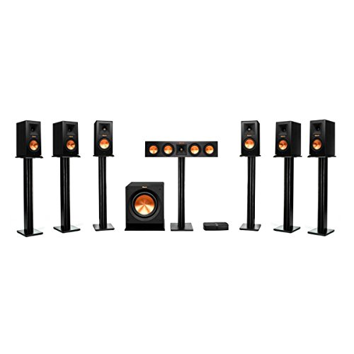 Klipsch Reference Premiere HD Wireless 7.1 Channel Monito...