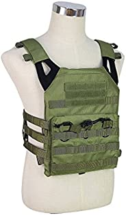 Simways Tactical Molle JPC Vest for Airsoft Paintball CS Nylon Free Size