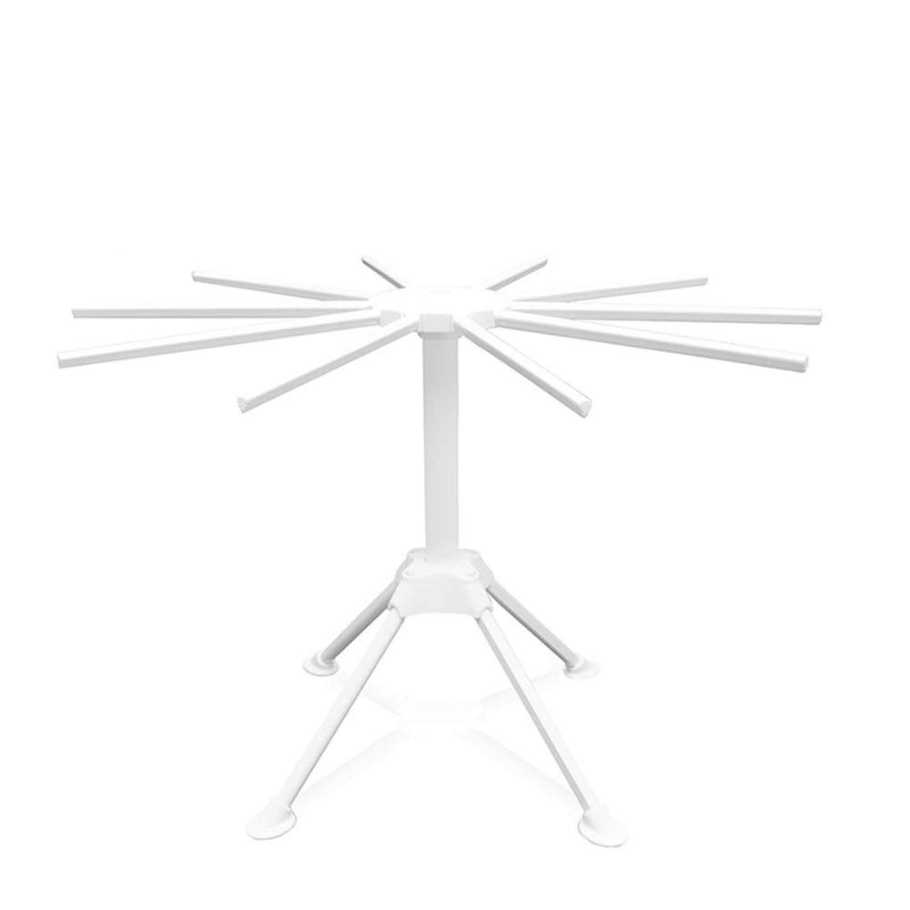 Aolvo Noodle Spaghetti Drying Rack Pasta Holder Stand Dryer Cooking Tools Gadget Collapsible Hanging Rack