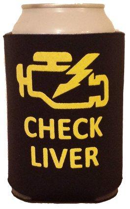 Check Liver - Foam