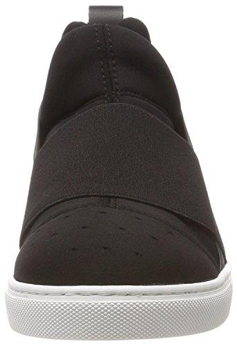 on Donna Berlin Nero black Neopre Slip Liebeskind Ls180310 Sneaker UIfqPwO