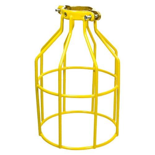PLT MC-200Y - Metal Lamp Guard - Yellow - Replacem...