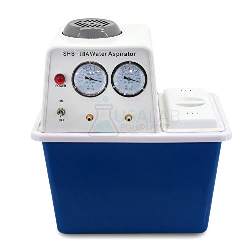 USA Lab Equipment 115V 60L/Min Circulating Water Aspirator Vacuum Pump