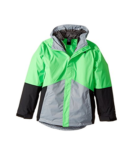 The North Face Big Boys' Boundary Triclimate Jacket - krypton green, m/10-12 by The North Face