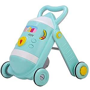 AABABY Baby Walker Carrito 0-2 años Niño Bebé Multifunción con ...