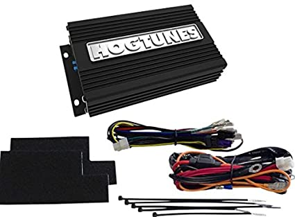 amazon com hogtunes rev series 200 watt 2 channel amp kit for 1998 rh amazon com