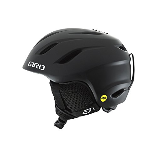 Giro Nine Jr MIPS Kids Snow Helmet Matte Black M (55.5-59cm)