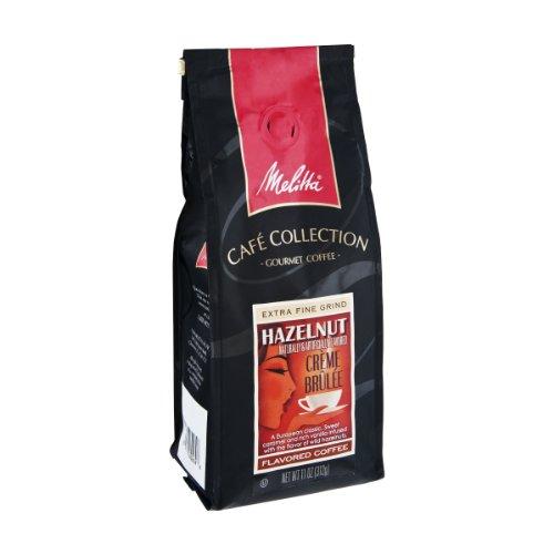 Melitta Hazelnut Br%C3%BBl%C3%A9e Flavored Coffee product image