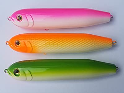 Demon Dragon 3.0 Assorted Colors Catfishing Lures 8-ct. Pack