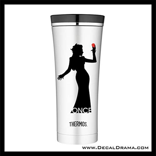 Evil Queen Regina's Apple, Once Upon a Time SMALL Vinyl Decal