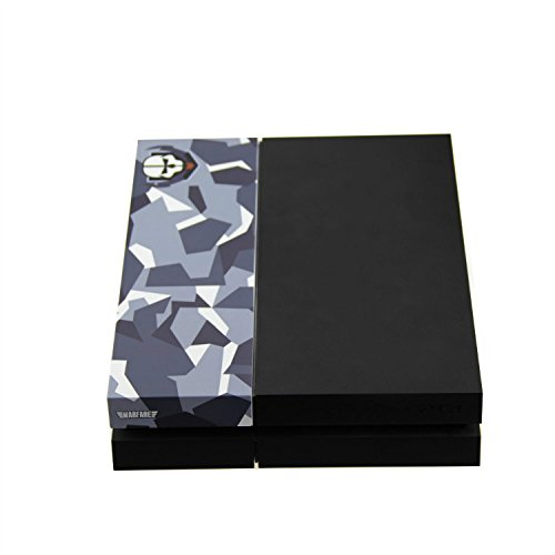 Replacement Hard Drive Cover For Sony PS4 Warfare