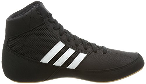 adidas HVC zapato hombre blanco y negro