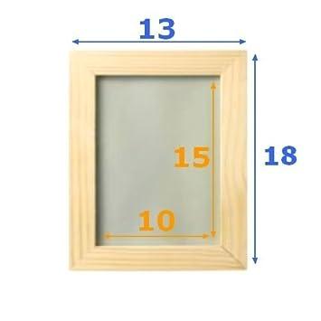 Bilderrahmen holz natur uy56 hitoiro for Ikea cornici foto