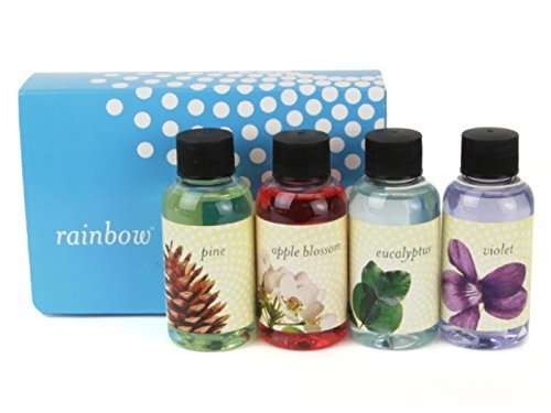 Rainbow Assorted Fragrances/Scents for Your Vacuum, Rainmate or Humidifier