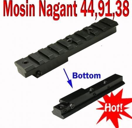 Mosin Nagant M44 M91/30 M39 M38 Rifle Scope Mount Short NEW
