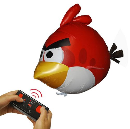 Angry Birds Air Swimmers Turbo - RED Flying