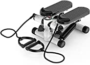 Stanz (TM) Fitness Stair Stepper for Women and Man, Mini Stepper Fitness Cardio Exercise Trainer, Up and Down