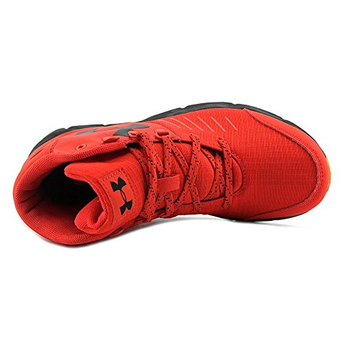 Marble Mehrfarbig Unisex deporte 706 Mid 'Overdrive de Kids 001 Under Red 1287934 rojo Zapatillas Armour X5qwv07