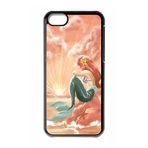 Lmf DIY phone caseiphone 6 plus inch The little mermaid Phone Back Case DIY Art Print Design Hard Shell Protection YG016756Lmf DIY phone case1
