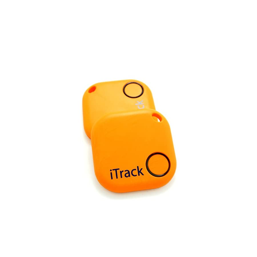 Bluetooth Key Finder Keychain GPS Tracker for Keys with App – Tracking Device for Phone, Keys, Luggage, Backpacks, Wallets, More – Bluetooth Anti Lost Device Locator Tags – GPS Tracking Chip by Rinex