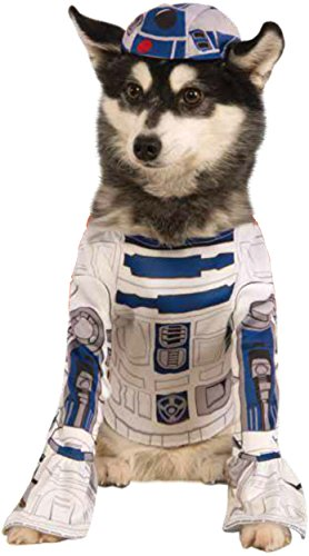 Star Wars R2-D2 Pet Costume (Online Costume Rental)