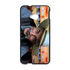 The Big Lebowski HTC One M7 Cell Phone Case Black MS4634824
