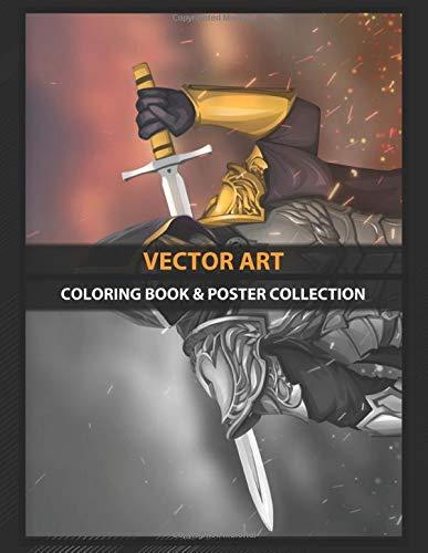 Coloring Book & Poster Collection: Vector Art Inspired Anime & Manga: Amazon.es: Coloring, VectorIuO, Coloring, VectorIuO: Libros en idiomas extranjeros