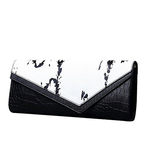 Home Monopoly Sacchetto di mano del sacchetto della mano del sacchetto della borsa della borsa della moda della molla e estate grande sacchetto di mano delle donne di grande capacità / con la cinghia