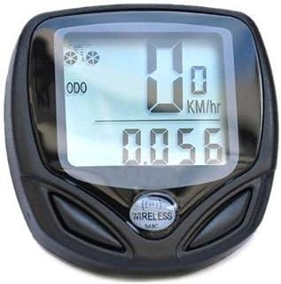 Dcolor Odometre de velo/compteur de vitesse/sans fil 001208