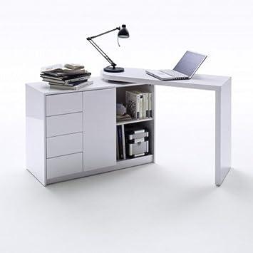 Mario Schreibtisch Kombination Schwenkbar Inkl Regal Schrank