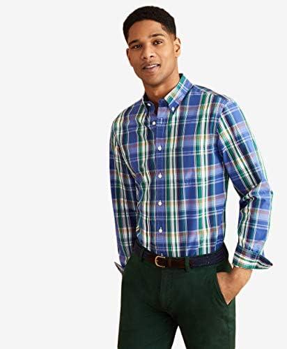 Brooks Brothers(ブルックス ブラザーズ) Red Fleece コットンブロード プラッド カジュアルシャツ 長袖 S20940100149446