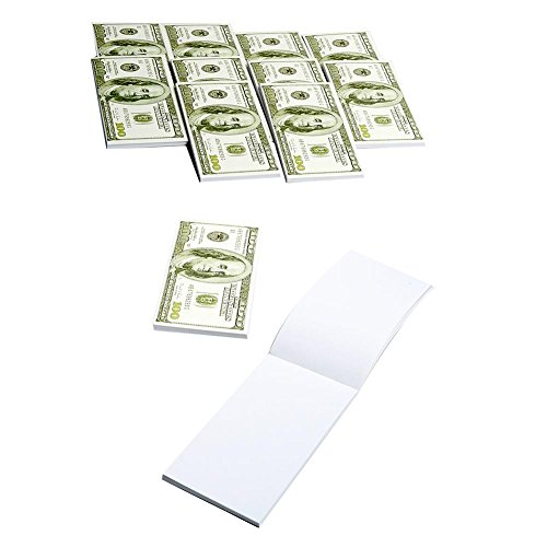 Fun Express $100 Bill Notepads