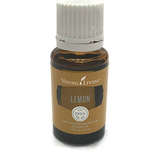 Lemon Essential Oil 15ml by Young Living Essential Oils