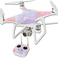Skin For DJI Phantom 4 Quadcopter Drone – Beyoutiful | MightySkins Protective, Durable, and Unique Vinyl Decal wrap cover | Easy To Apply, Remove, and Change Styles | Made in the USA