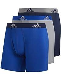 Men's Sport Performance Climalite Boxer Briefs (3 Pack)