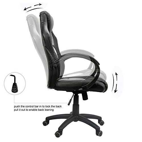 Eambrite Office Chair High Back Executive Computer Chair