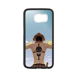 Samsung Galaxy S6 Phone Case White ONE PIECE KG6355540