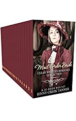 Jenny Creek Tanner's Mail Order Bride Clean Western Romance Collection - Volume 1: A 20-Book Box Set