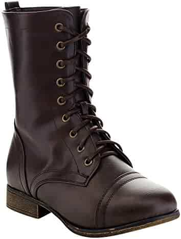 a553936effa Shopping 2 - Combat - Boots - Shoes - Girls - Clothing, Shoes ...