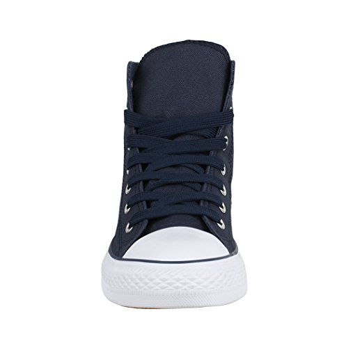 Elara Donna Donna Sneaker Elara Elara Sneaker Donna Dunkelblau Donna Elara Sneaker Dunkelblau Sneaker Dunkelblau UzTTxdq