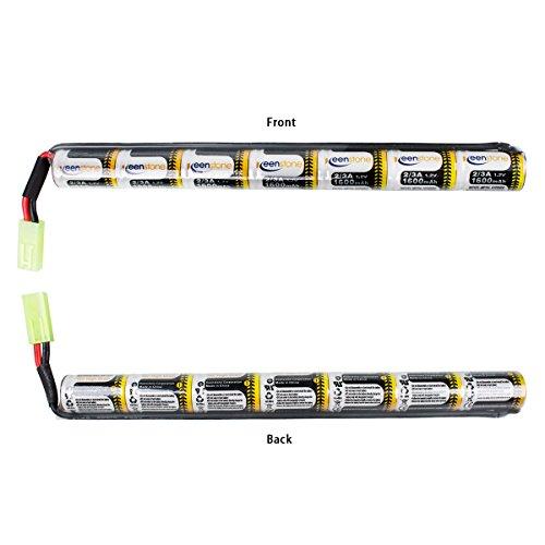 Keenstone-Upgrade-84V-NiMH-1600mAh-Butterfly-Nunchuck-Stick-Mini-Battery-Pack-84V-NiMH-1600mAh-stick-battery