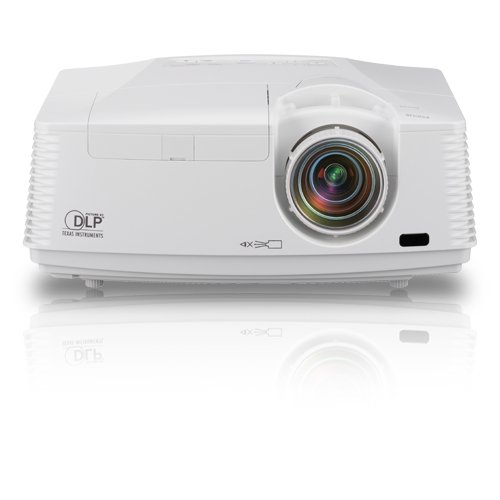 Mitsubishi FD730U Mobile Multimedia HD DLP Projector, Office Central