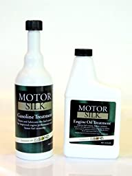 Silver Gas Vehicle Fuel Saver Package